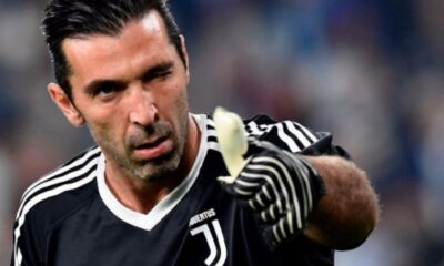 Gianluigi Buffon, dal primo all'ultimo tuffo