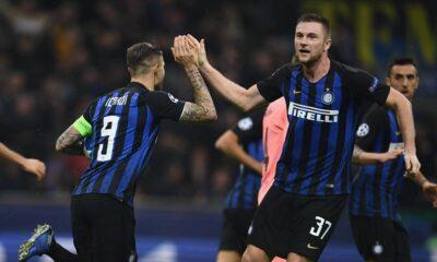 Icardi e Skriniar, grandi ex di Inter-Sampdoria