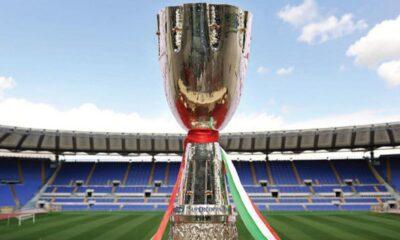 Tutto pronto per la Supercoppa Italiana da disputare a Gedda