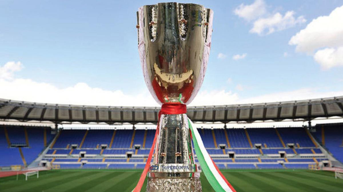 Tutto pronto per la Supercoppa Italiana da disputare a Gedda