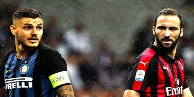 Icardi e Higuain: malcontento sulle due sponde di Milano