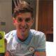 John Stones, giocatore del Manchester City