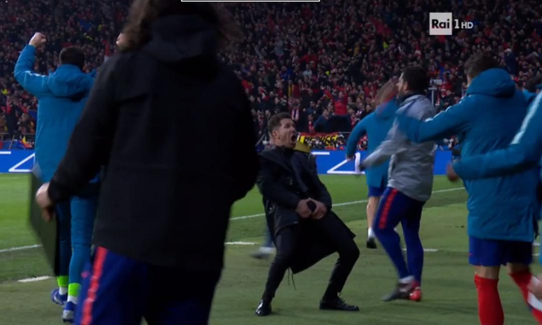 Vittime del Cholismo: l'Atletico è una squadra, la Juve no