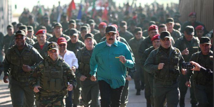 Maduro, presidente del Venezuela