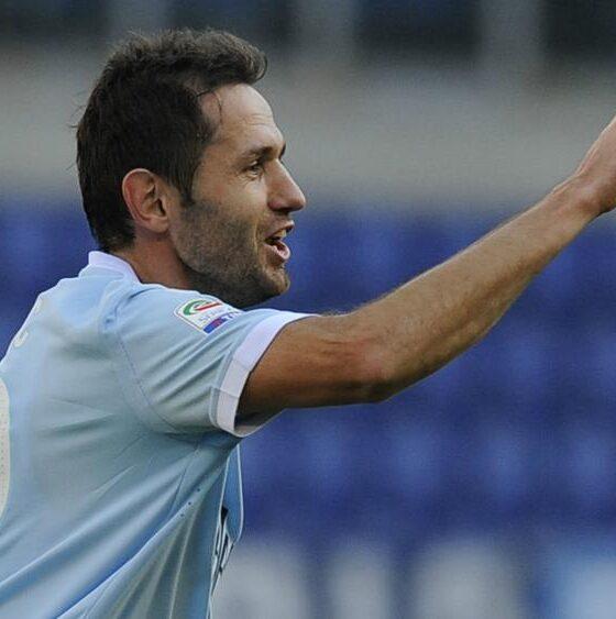 Senad Lulic Storie di Sport Lazio