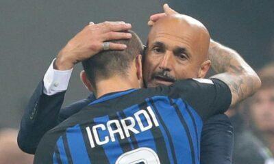 Icardi e Spalletti, un rapporto che scricchiola?
