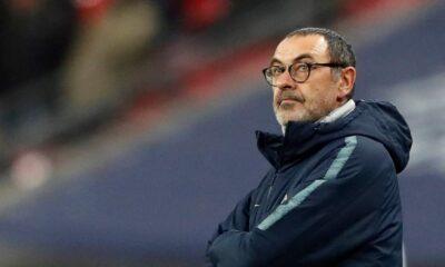 Maurizio Sarri, allenatore del Chelsea