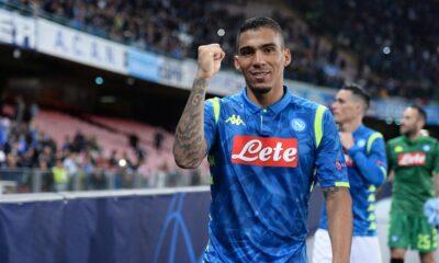 Allan Marques, da Rio a Napoli, corre ancora, corre sempre
