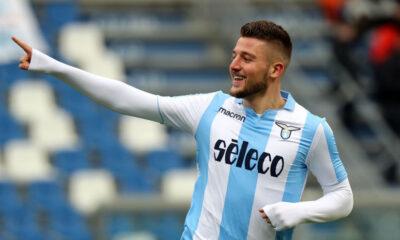 Milinkovic Storie di Sport Lazio