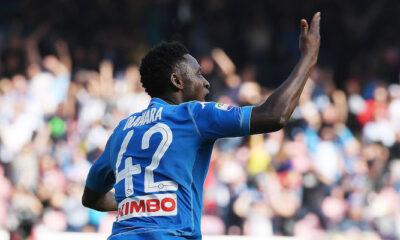 Amadou Diawara non patisce più il freddo. E sogna ancora