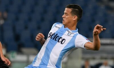Luiz Felipe Storie di Sport Lazio