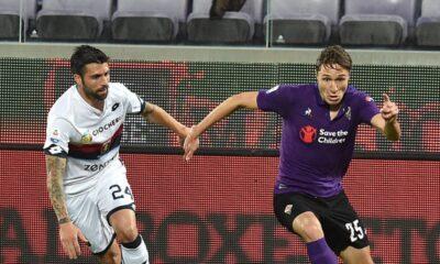 Fiorentina e Genoa, due squadre indegne di stare in Serie A