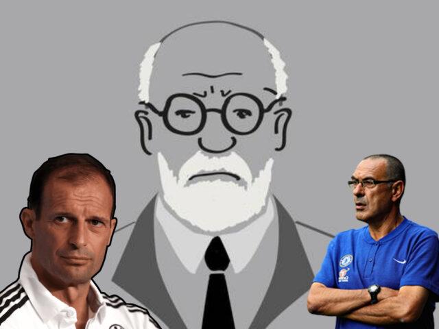 Allegri dallo psicanalista, ma Sarri è la scelta giusta per la Juve?