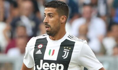 Sami Khedira verso l'addio dalla Juventus