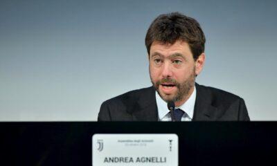 Andrea Agnelli presidente della Juventus vara un piano da 170 milioni per il calciomercato bianconero