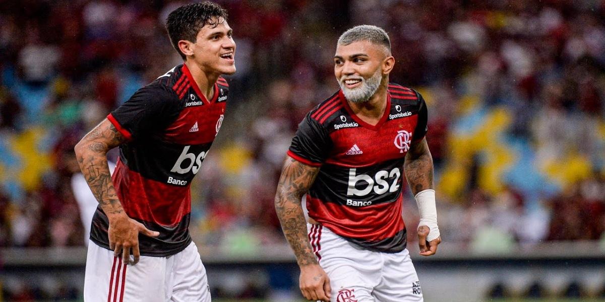"""Pedro e Gabigol, """"bidoni"""" della serie A, risorti al Flamengo"""