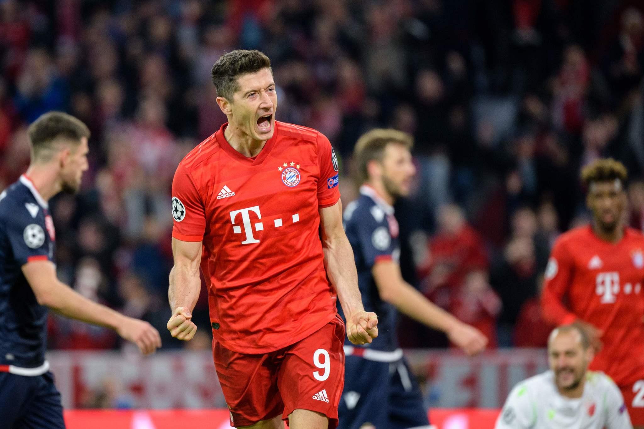 Bayern favorito nelle quote Champions 2020