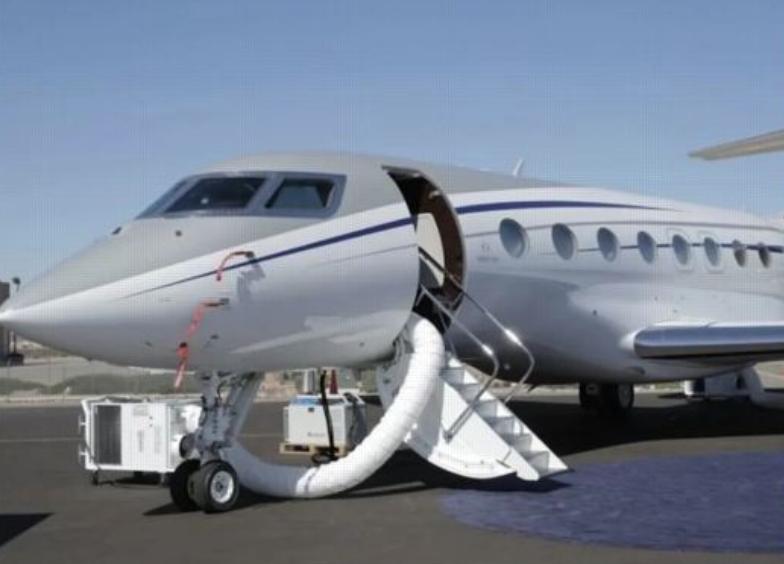 ronaldo aereo