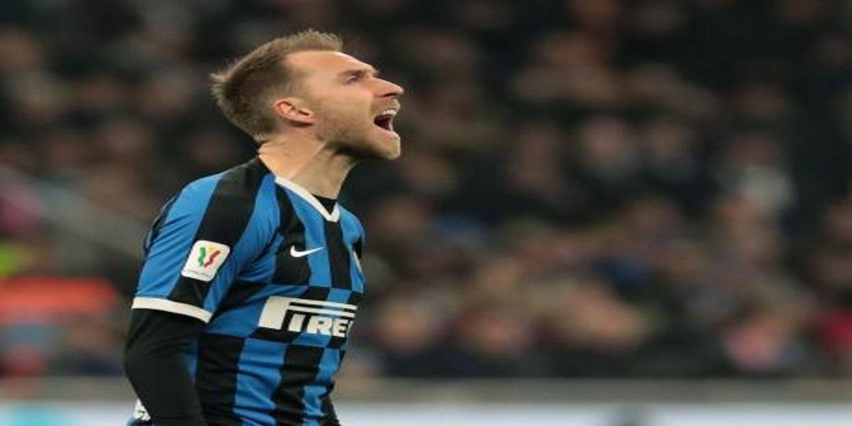Eriksen può lasciare l'Inter?