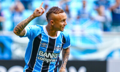 Everton Soares prossimo acquisto del Napoli