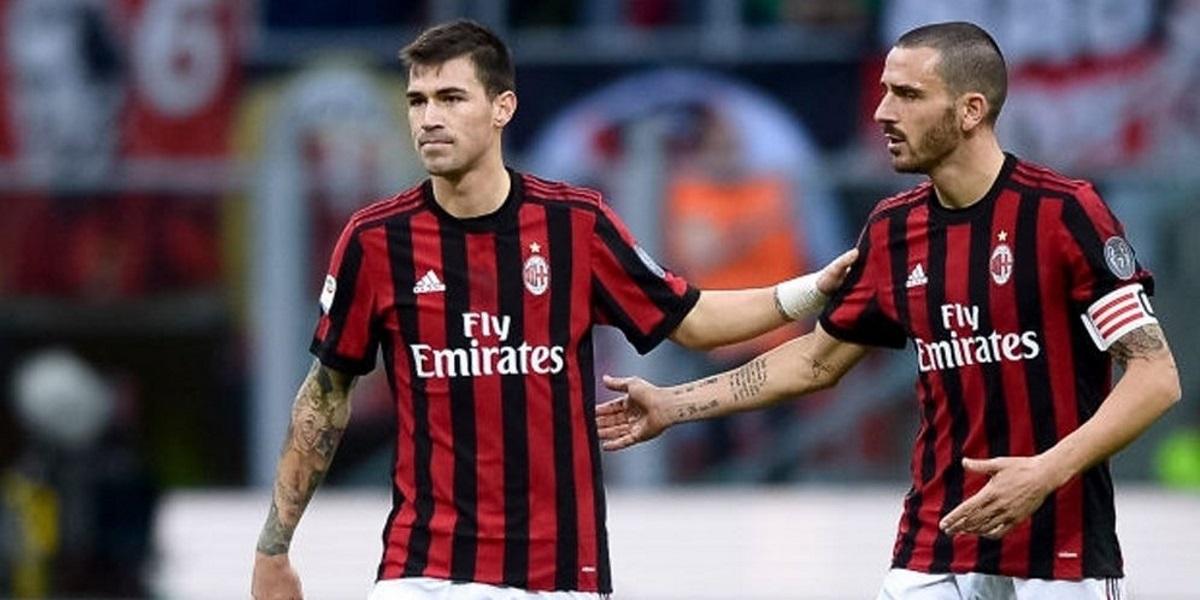 Romagnoli-Bonucci si tempi del Milan