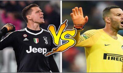 Handanovic-Sczesny: chi è il migliore?