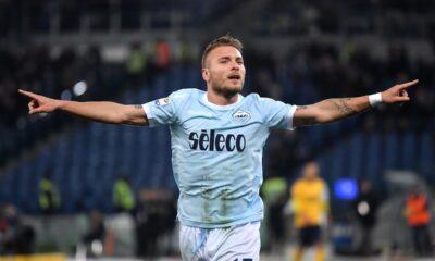 Immobile Juventus Lazio