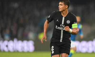 Thiago Silva in trattativa per un ritorno al Milan