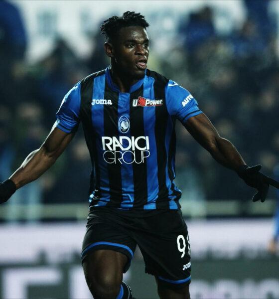 Duvan Zapata alla Juventus?