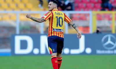 Il Lecce spera nella permanenza in Serie A