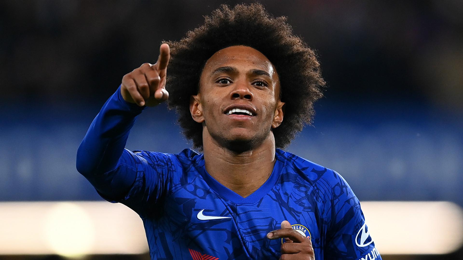 Willian, obiettivo di mercato a parametro zero della Juventus