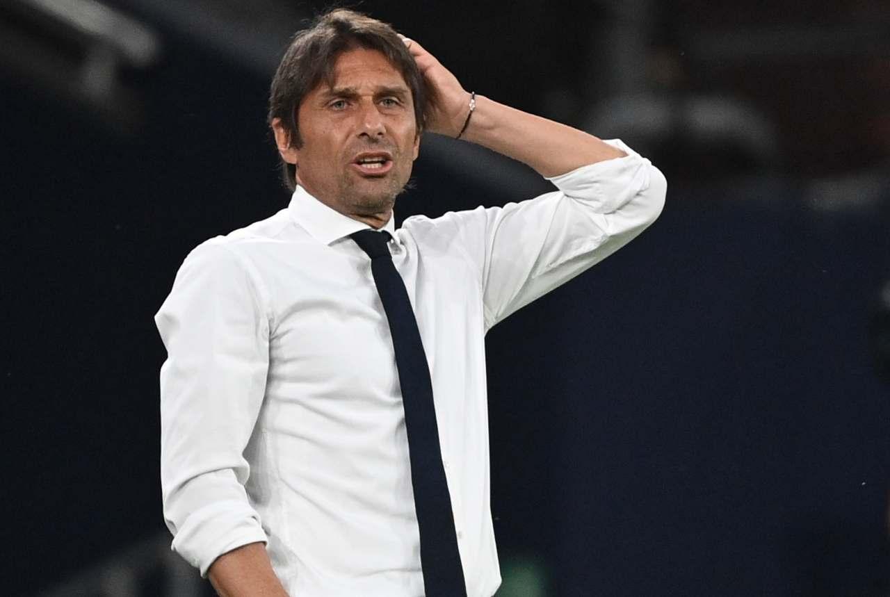 Conte divorzierà dall'Inter?