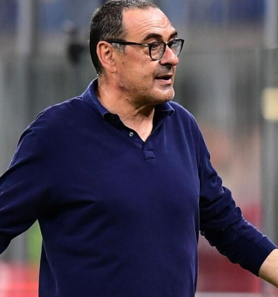 Sarri lascerà la Juventus?