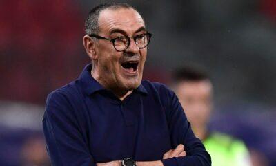 Parte la rivoluzione di Sarri alla Juventus?