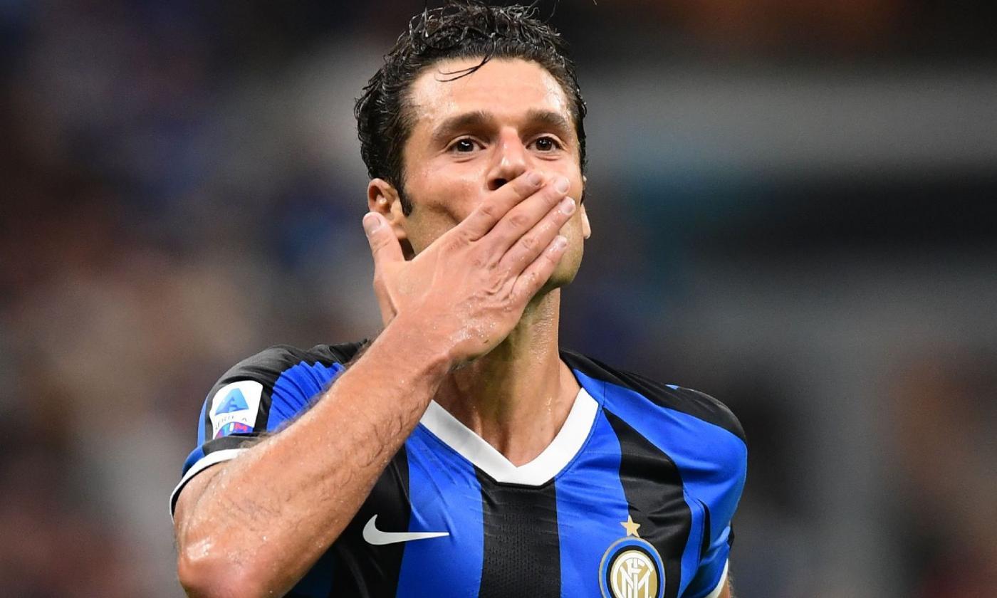 Candreva via dall'Inter?