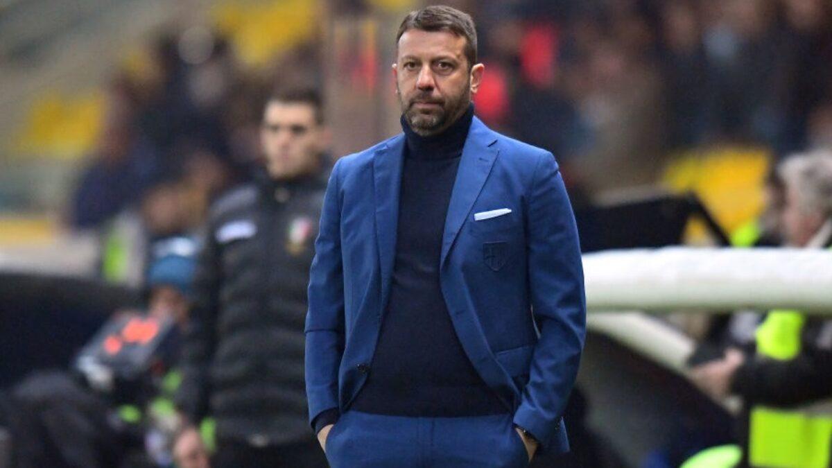 Roberto D'Aversa, ex allenatore del Parma