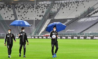 Giudice Sportivo Juventus Napoli