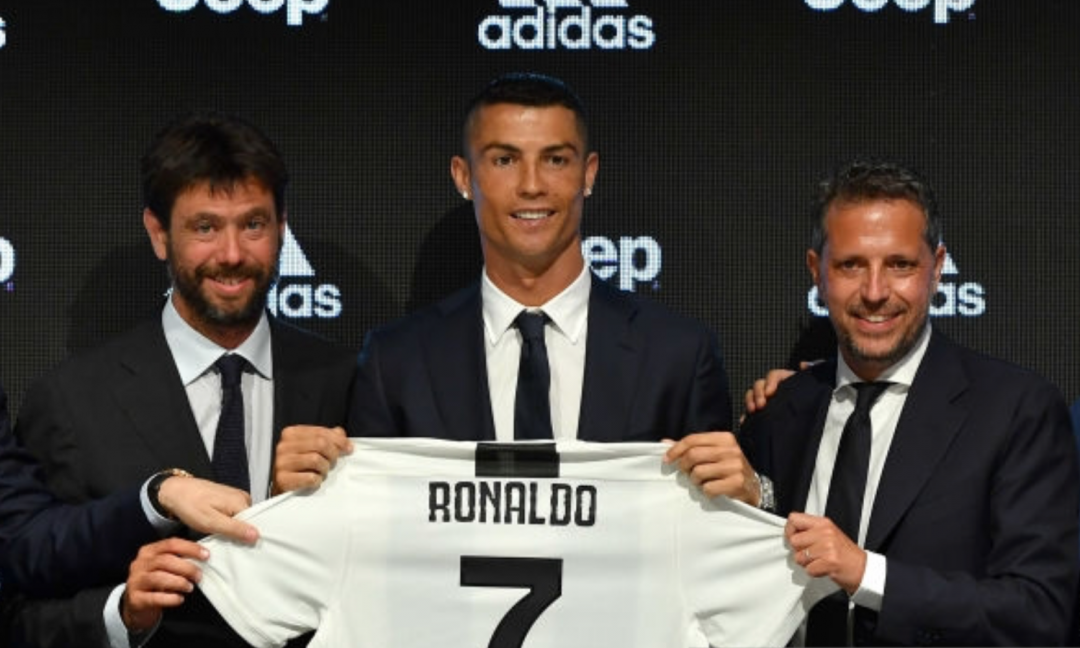 Cristiano Ronaldo ipotesi ritorno al Manchester United