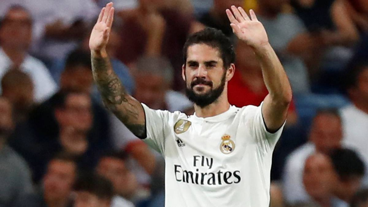 Isco sbarca in serie A?