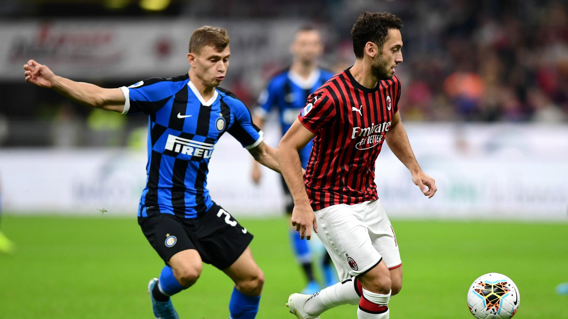 Calhanoglou e Barella potrebbero lasciare Milan e Inter?