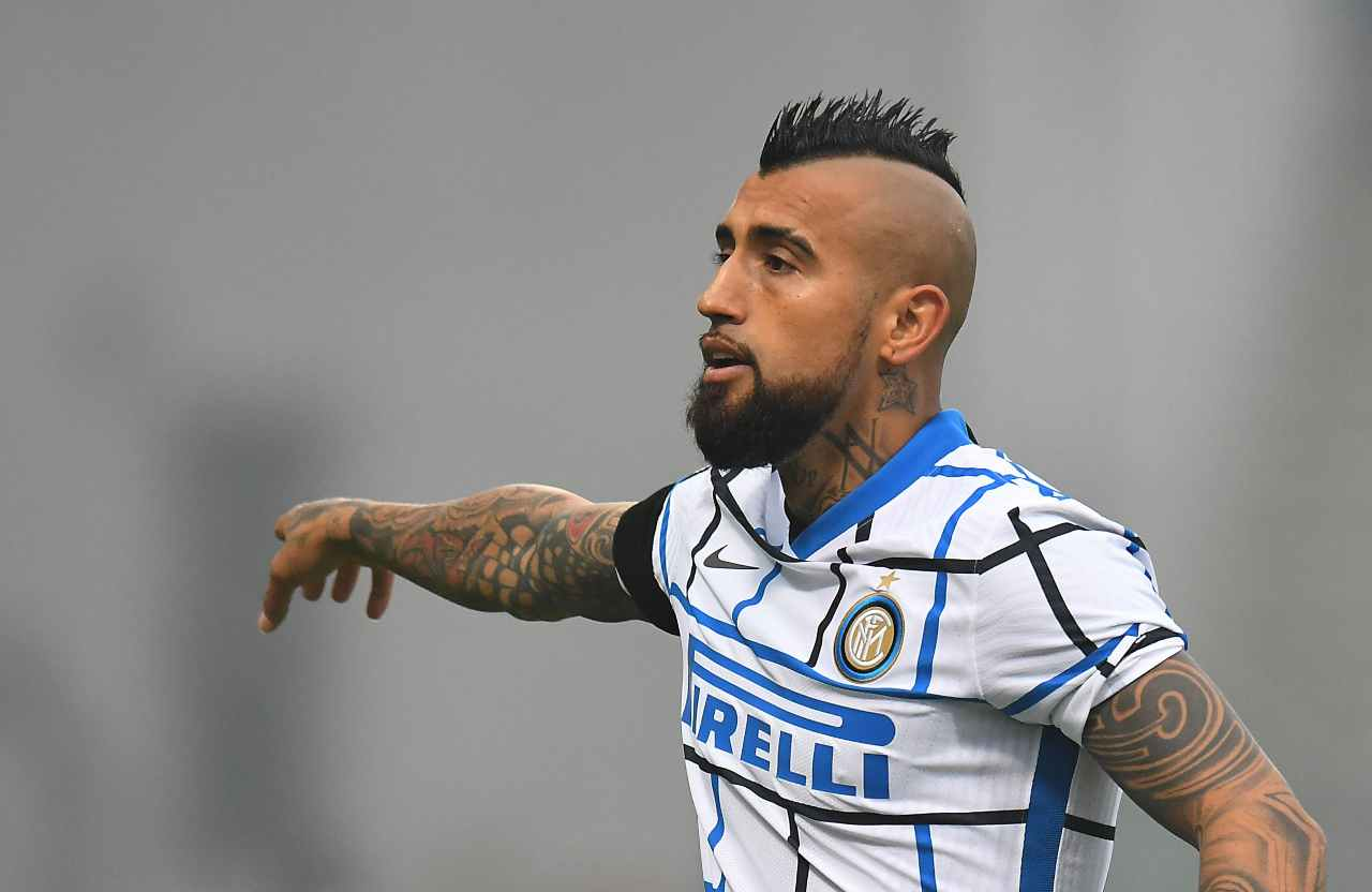 Vidal-Inter: sarà addio