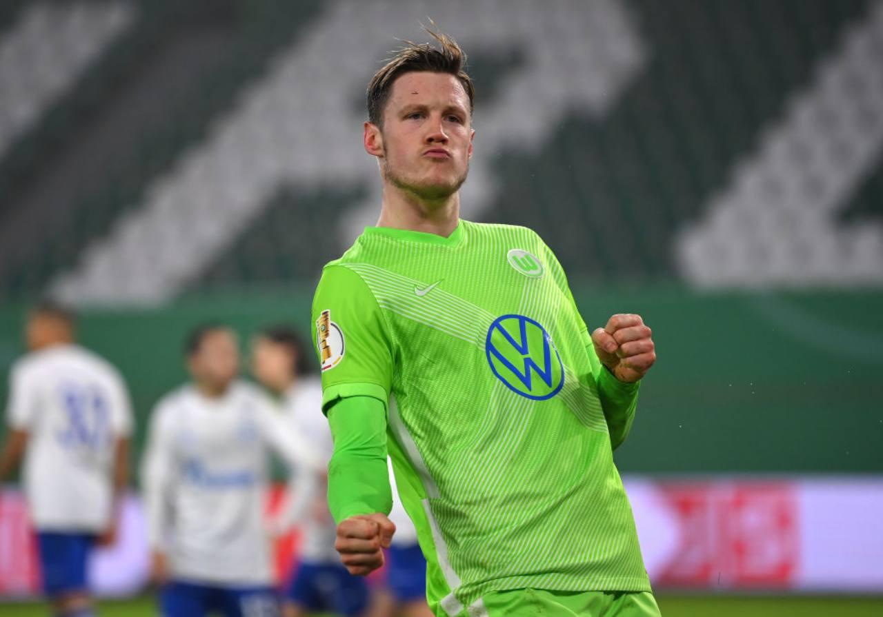 Weghorst nome nuovo per l'attacco dell'Inter