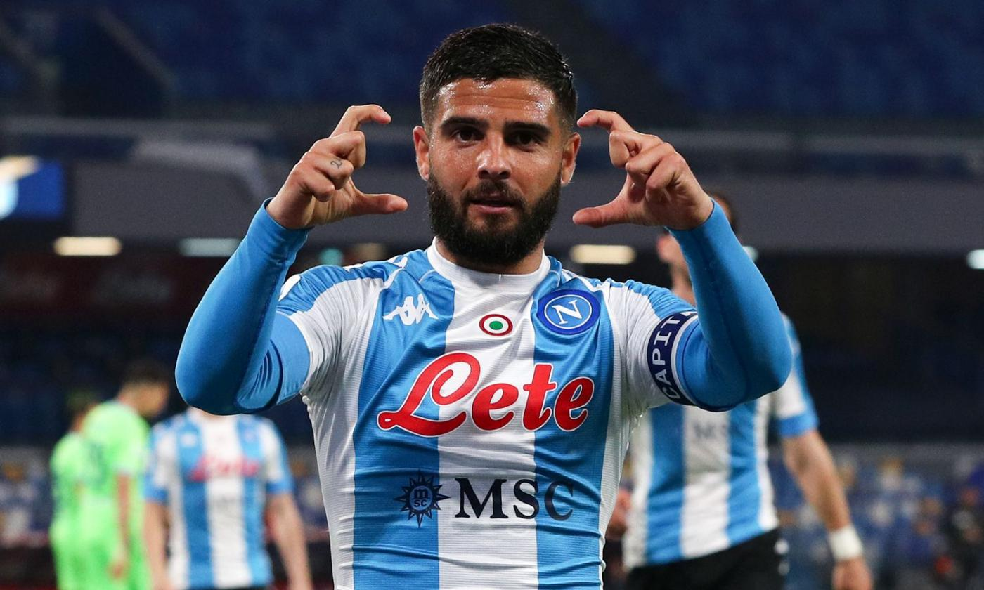 Insigne all'Inter a parametro zero nel 2022?
