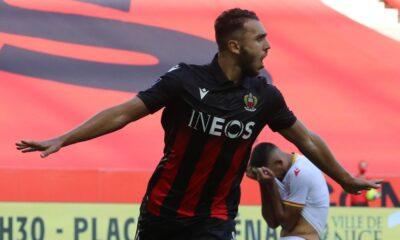 Gouiri, attaccante del Nizza, piace all'Inter