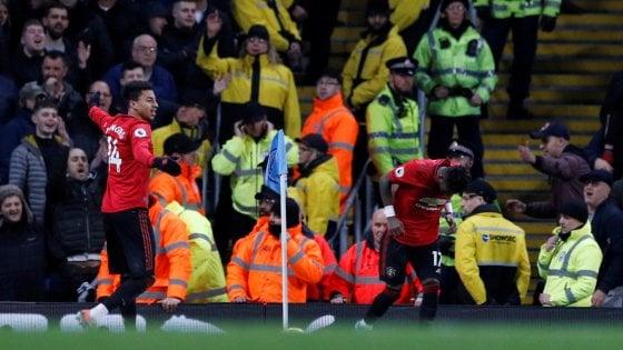 Fred e gli insulti razzisti durante un derby di Manchester - Photo by Repubblica